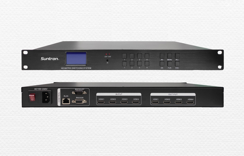 非插卡純HDMI超高清4K矩陣切換器系列