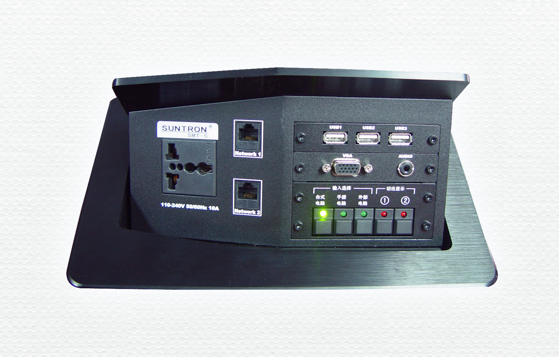 STM-5系列桌面隱藏式智能中控