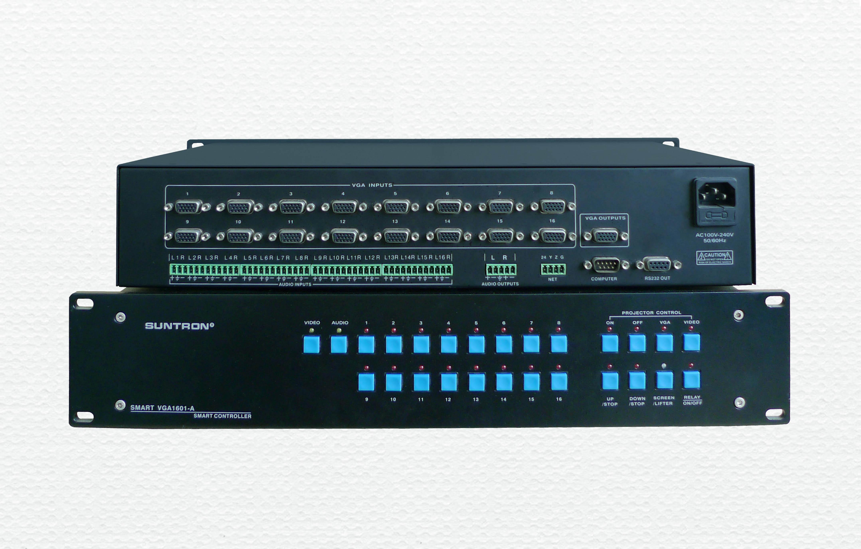 SMART  VGA1601-A機柜式智能中控套餐