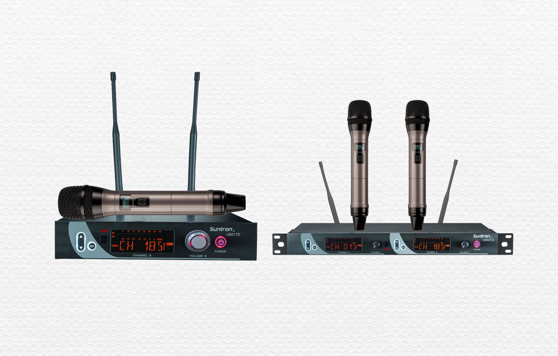 U601TD/U602TD  U段真分集無線麥克風系列