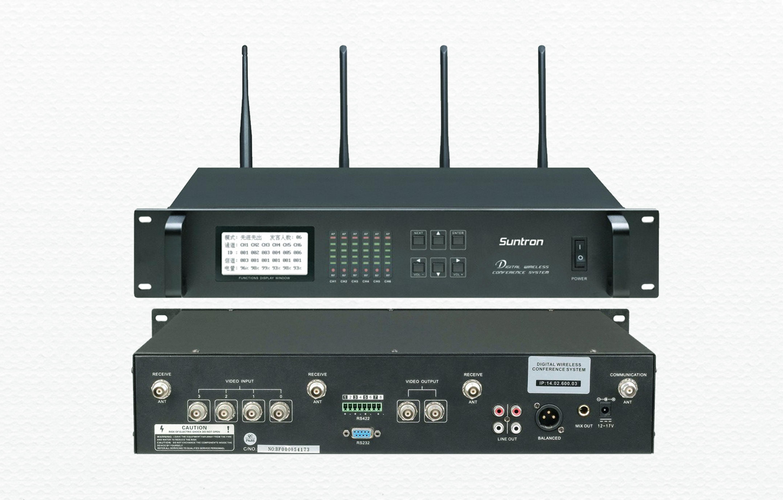 ACS-1010U視像跟蹤型無線會議系統