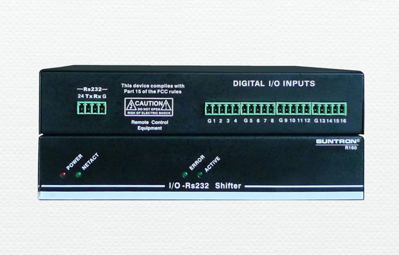 I/O-RS232協議轉換器R160N