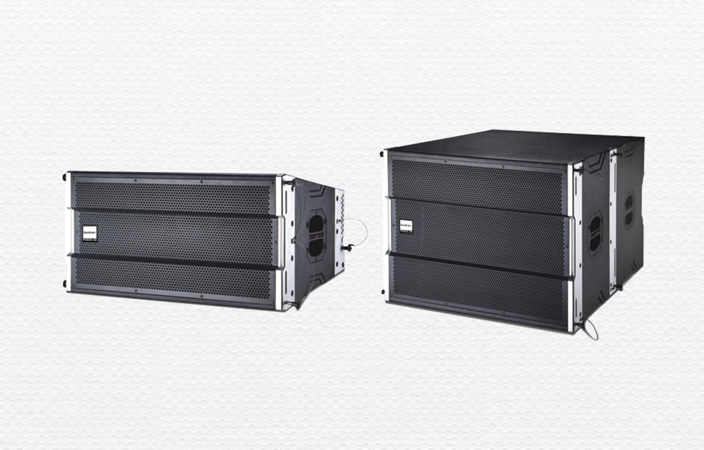 LK-10和LK-10B線性陣列音箱